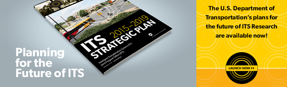 Read the ITS Strategic Plan